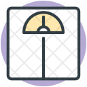 Weight Scale Weighing Icon