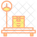 Weight Limited Weight Weight Scale Icon