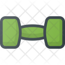 Weight Lift Fittness Icon