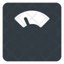 Weight Measure Counter Icon