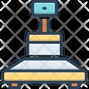 Weight Heft Meterage Icon