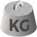 Logistics Delivery Weight Icon