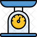 Weight Scale Balance Icon