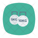 Weight Kg Heavy Icon