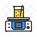 Chemical Test Equipment Icon