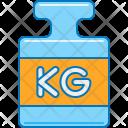 Weight Bottle Icon