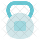 Fitness Gym Weight Icon