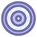 Weight Scale Dumbbell Icon