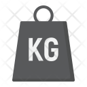 Weight Delivery Kilogram Icon
