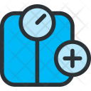 Weight Diet Scale Icon