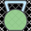 Weight Tool Iron Icon