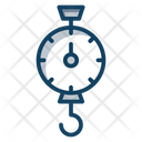 Weight Hook Weight Scale Weight Meter Icon