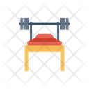Weight Dumbbell Gym Icon