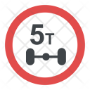 Weight Limit Icon