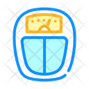 Weight Lost Ill Icon