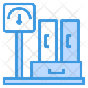 Weight Luggage Icon
