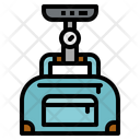 Weight Luggage Weighter Icon