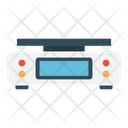 Weightmachine Scale Electronic Icon