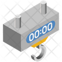 Logistics Delivery Hook Icon