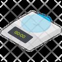 Weight Machine Weigh Scale Weight Meter Icon