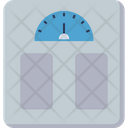 Weight Machine Weighing Scale Diet Icon