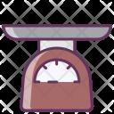 Weight Machine Electronics Icon