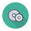 Weight Plate Weight Plates Icon