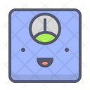 Weight Scale Weight Measurement Measure Icon