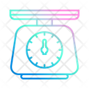 Kitchen Scale Tool Icon