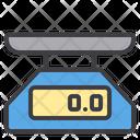 Digital Scale Scale Digital Icon