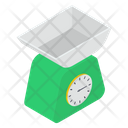 Weight Scale Measurement Scale Weight Machine Icon