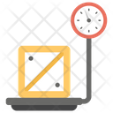 Weight Scale Weight Measurement Store Scale Icon