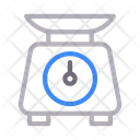 Scale Meter Weight Icon