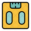 Weight Scale Medical Medicine Icon
