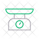 Weight Machine Scale Icon