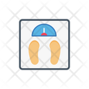 Weight Scale Measure Icon