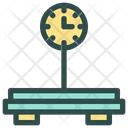 Scale Delivery Shipping Icon