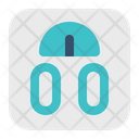 Weight Scale Body Icon