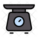 Weight Scale Meter Icon