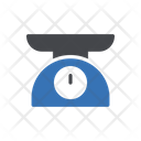 Weight Scale Machine Icon