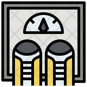 Weight Scale Tools And Utensils Icon