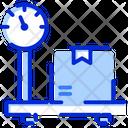 Weight Scale Weight Machine Logistics Icon
