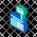Libra Scales Shop Icon