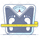 Obesity Scale Weight Machine Weight Scale Icon