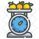 Weight Scale Scale Weight Icon