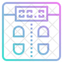 Weight Scale Weight Body Icon