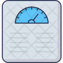Weight Scale Weighing Machine Body Scale Icon
