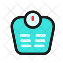 Weight Scale Scale Body Icon