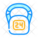 Weight Scale Weight Gym Icon