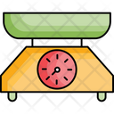 Electronic Scale Food Scale Kitchen Gadget Icon